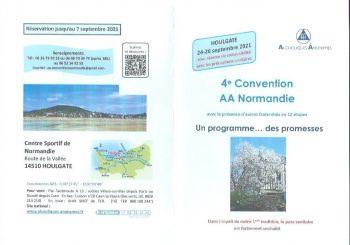 4eConvention AA Normandie